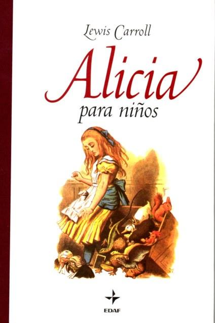 Alicia para niños. Fitxa 23