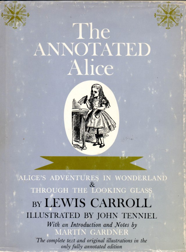 The Annotated Alice, 1960. Fitxa 4.