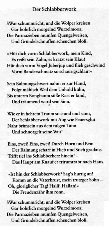 Der Schlabberwork, de Barbara Teutsch (1989)