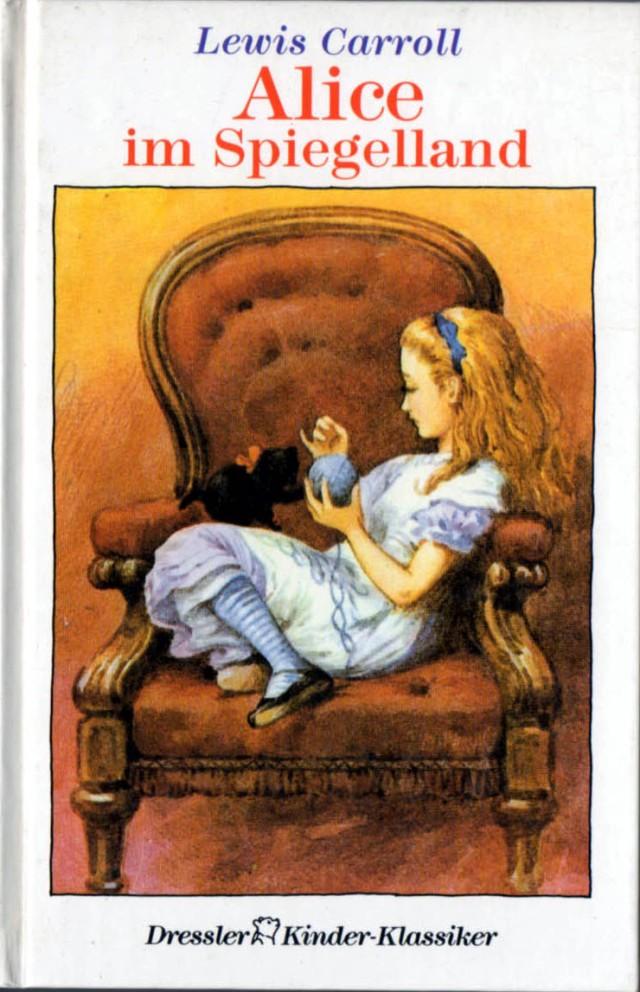 Alice im Spigelland. Fitxa 40