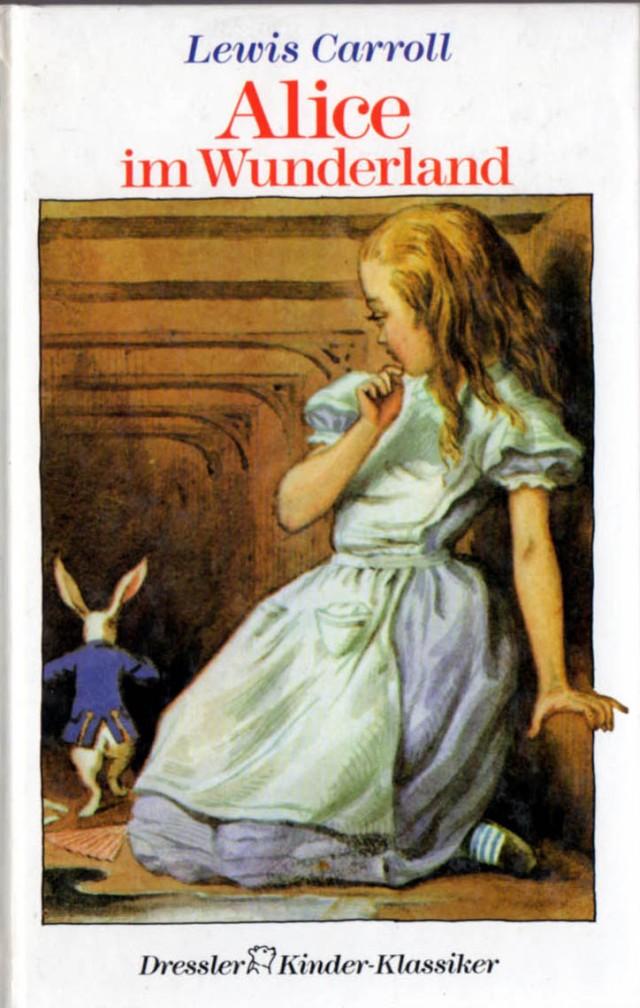 Alice im Wunderland. Fitxa 39.