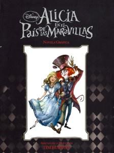Novel·la gràfica de la pel·lícula de Tim Burton. Fitxa 79.