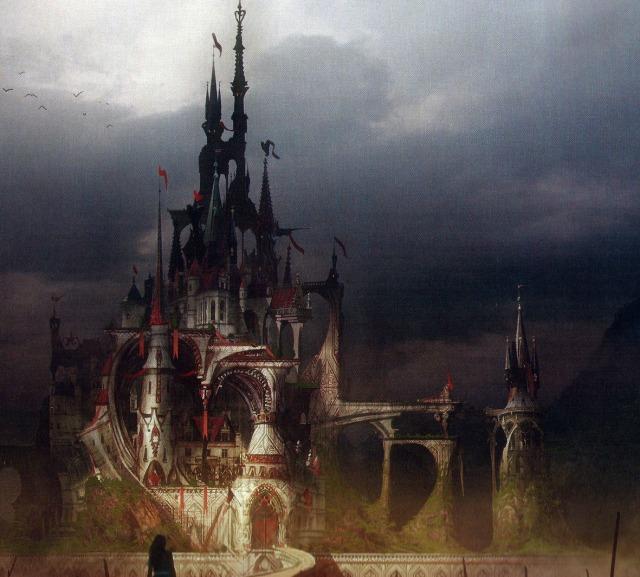 El castell de la Reina Vermella.  Fitxa 80
