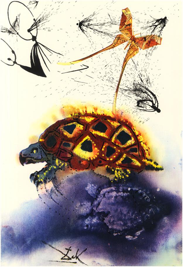 Capítol IX. La història de la Tortuga de Mar