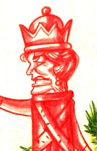 La Reina Vermella