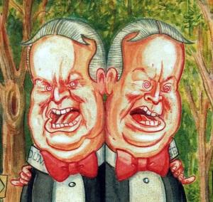 Tweedles - Churchill?