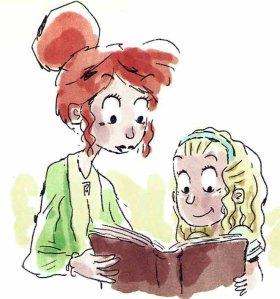 Alice i la institutriu. Fitxa 130