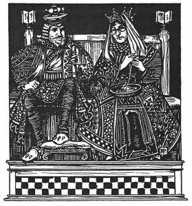 Els reis de Grammarland (2ª obra). Fitxa 132. Fes clic per ampliar.