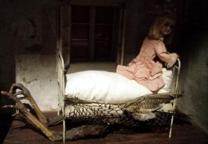 Un diorama de la pel·lícula. Exposició al CCCB. Fes clic per ampliar.
