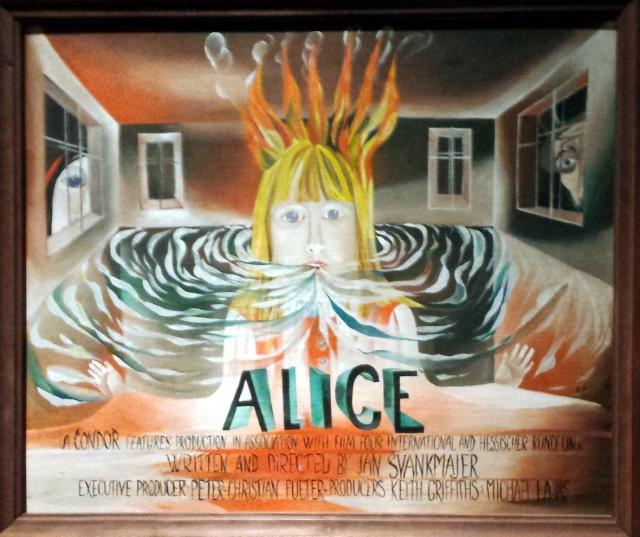 Cartell de la pel·lícula. Exposició del CCCB.