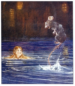 Il·lustració de Harry Rountree (1908). Fitxa 166. Fes clic per ampliar.