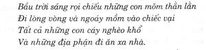 Primera (i única) estrofa del Jabberwocky en vietnamita. Fes clic per ampliar.