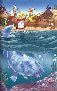 El peix gegant que substitueix el ratolí. Fitxa 208  Fes clic per ampliar.