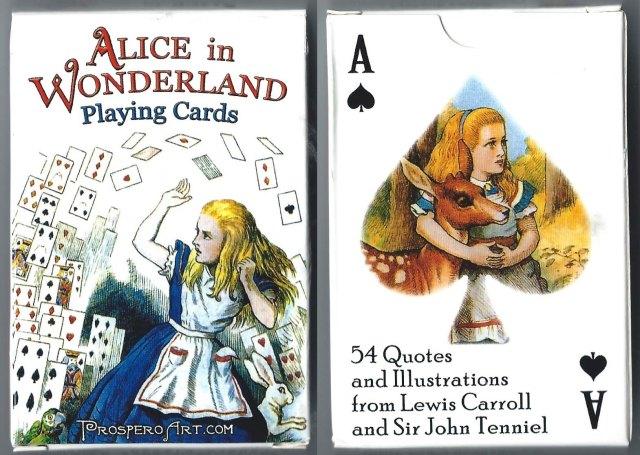 Cara anterior i posterior de la capsa del joc de cartes