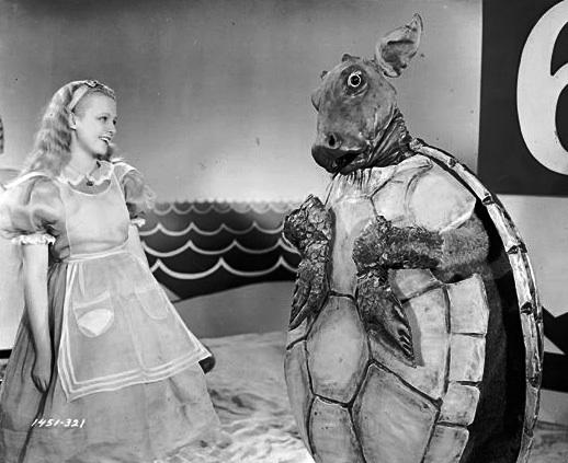 Cary Grant com la Falsa Tortuga