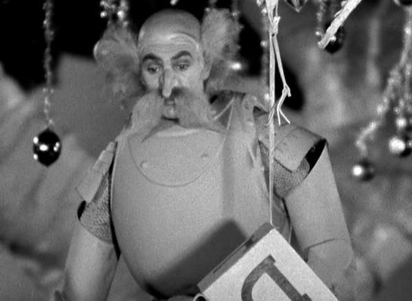 Gary Cooper com el Cavaller Blanc