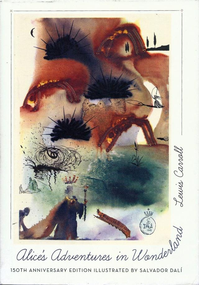Portada fitxa  243. Il·lustracions de Salvador Dalí (1969)