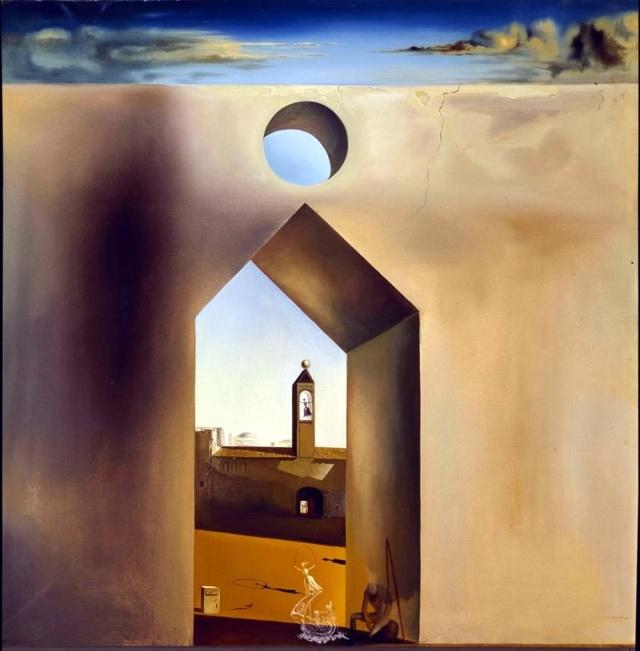 Nostalgic Echo (Salvador Dalí. 1935)