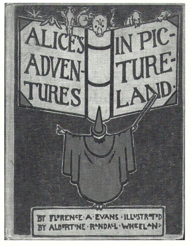 Portada de la primera edició de Pictureland