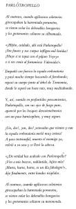 Jabberwocky, traducció d'Anton Anton. Fes clic per ampliar.