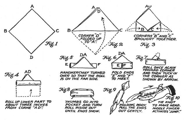 Fitxa 286. Una manualitat de Carroll: com fer un ratolinet mòbil amb un tovalló.