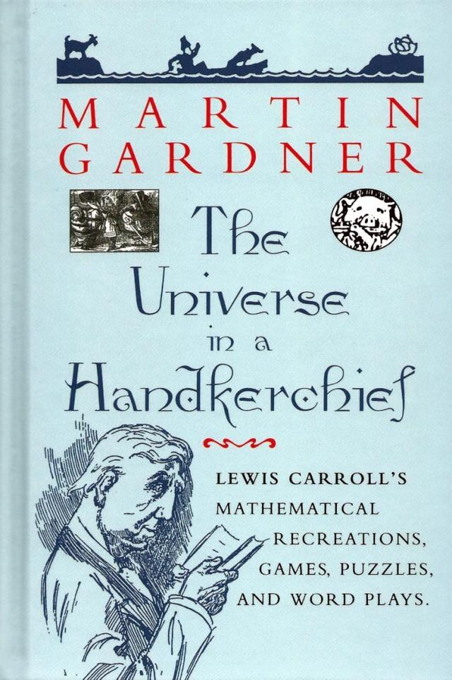 Fitxa 286. Portada. Caricatura de Carroll feta per Harry Furniss.