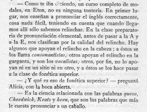 """Fragment del capítol """"La historia del Perfecto Caballo"""" de Rafael Ballester. Fes clic per ampliar."""